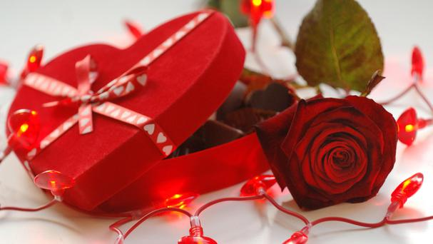 A quarter of UK couples consider themselves romantic, the survey found