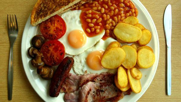 Thousands wanted a full English breakfast engraved on the back of the new £1 coin