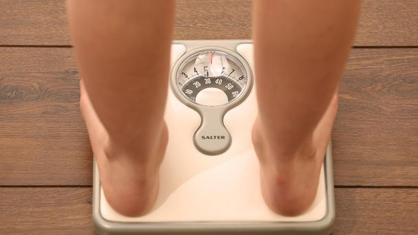 It is estimated up to 200,000 people in Ireland may be affected by eating disorders. Photo: PA