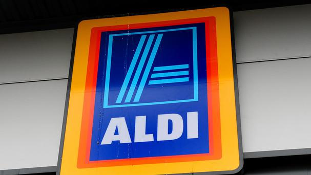 In December, Aldi announced another 400 new jobs through 20 new store openings. Photo: PA
