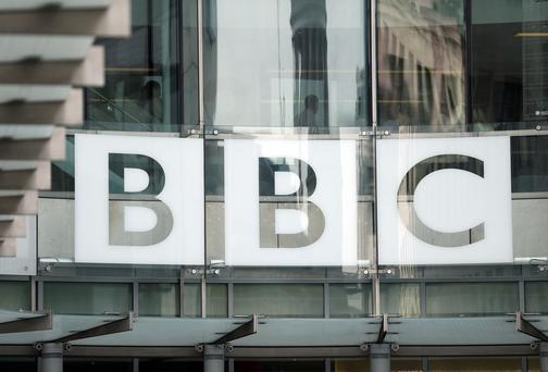 """File photo dated 16/07/13 of the BBC logo at Broadcasting House in London. The BBC is to create a new channel for Scotland as part of plans which will see the """"biggest single investment"""" in the corporation north of the border for more than 20 years."""