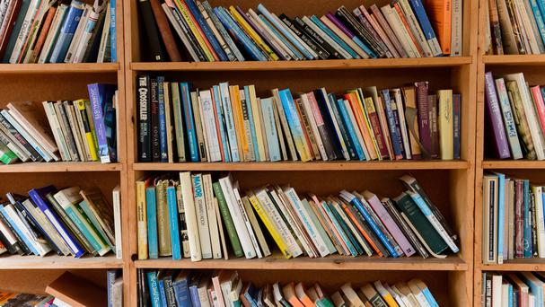 'A good bookshop embraces even the casual visitor in an exhilarating array of possibilities' (stock photo)
