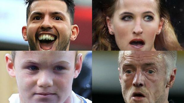 We put Premier League footballers through the face-changing app the