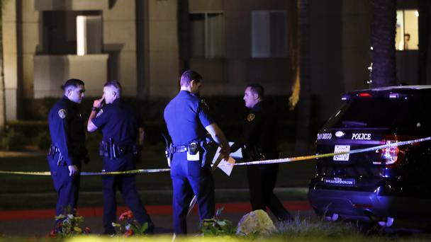 Gunman opens fire at United States pool party