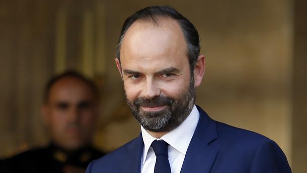 Emmanuel Macron names conservative Edouard Philippe as new French prime minister
