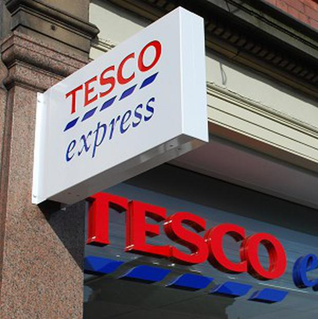 Ryan Thompson stole three Angus fillet steaks priced €33 from Tesco Express (stock picture)