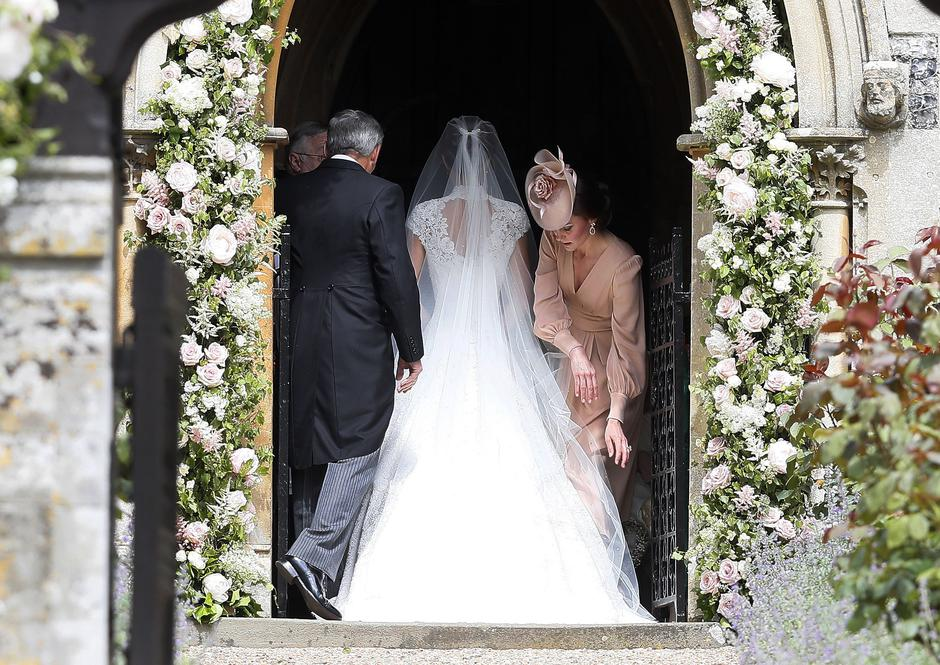 Is This The Dress Pippa Middleton Wore For Her Wedding Reception