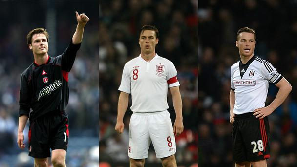 Scott Parker has called time on his playing career (Nigel French/EMPICS Sport, Nick Potts/PA, Andrew Matthews/EMPICS Sport)