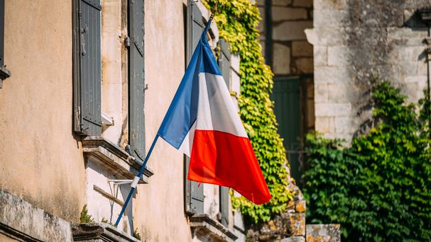 French flag (bruev/Getty Images)