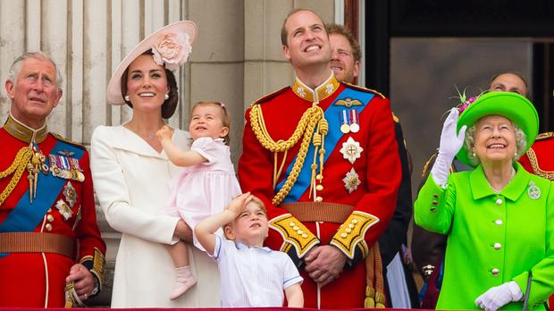 Quiz: Can you identify the royals from their middle names