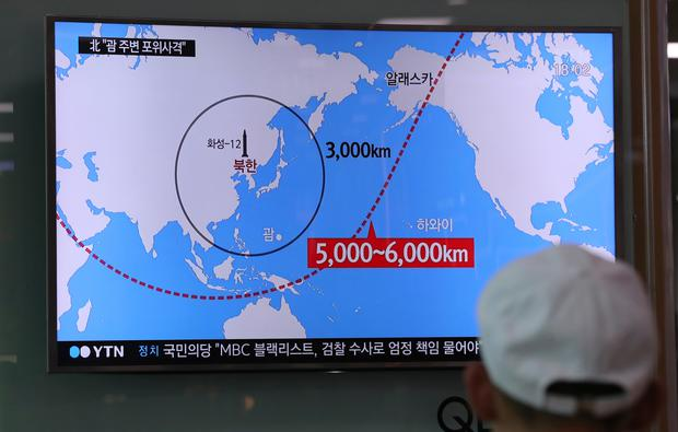 North Korea stands to lose around a third of its export revenue from the new sanctions (Lee Jin-man/AP/PA)