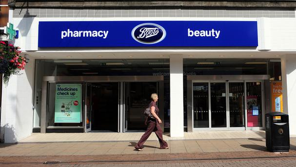 The thief had stolen £600 worth of goods from Boots (Anna Gowthorpe/PA)