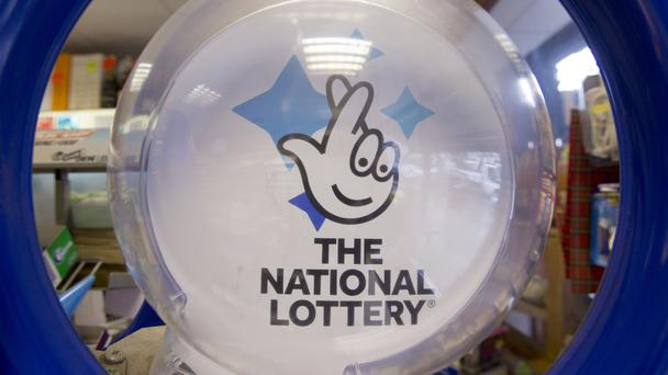 Lottery bosses apologised for the images (Yui Mok/PA)