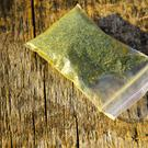 A bag of marijuana (OlyaSolodenko/Getty Images/PA)