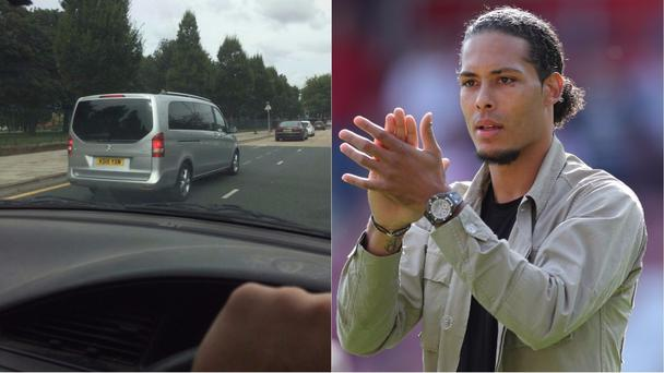 The van and Van Dijk
