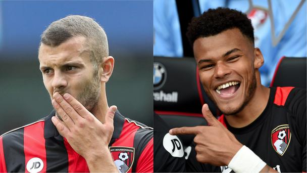 Wilshere and Mings