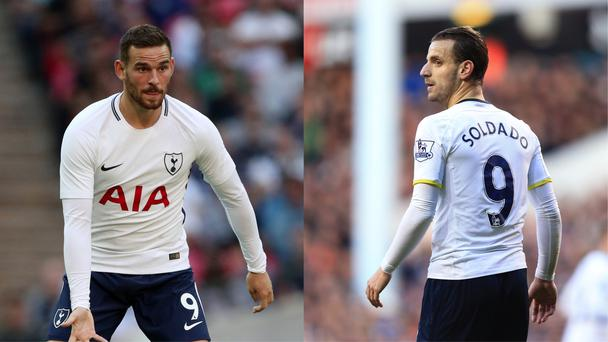 Vincent Janssen and Roberto Soldado