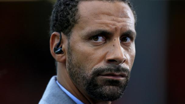 Rio Ferdinand who will attempt to become a professional boxer