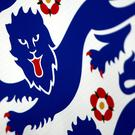 The England football crest