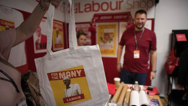 Labour Party annual conference 2017