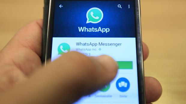 We can hold our enemies accountable on Whatsapp