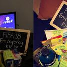 The emergency Fifa supplies