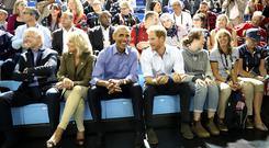 Biden, Obama and Prince Harry (Chris Jackson/Getty/PA)