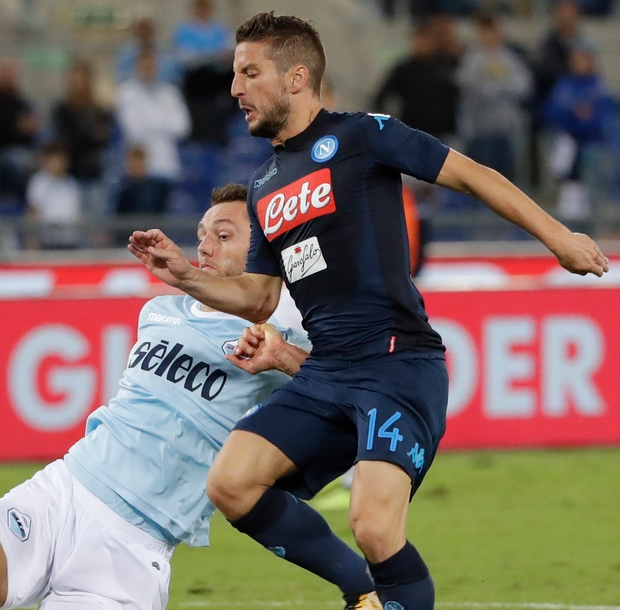 Dries Mertens has been the greatest revelation, with 24 goals and 11 assists in the league since the start of 2017.