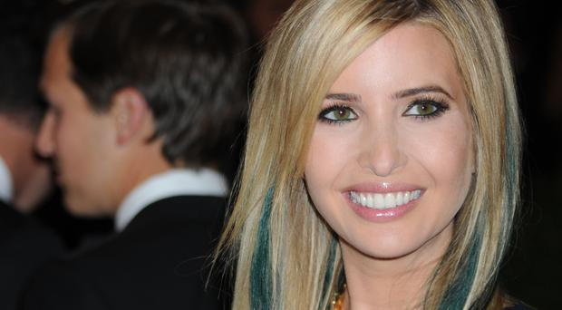 Ivanka Trump claims to have had a punk phase but Twitter isn't having it
