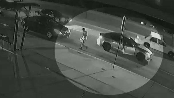 Police want to speak to man who stole items belonging to crash victim