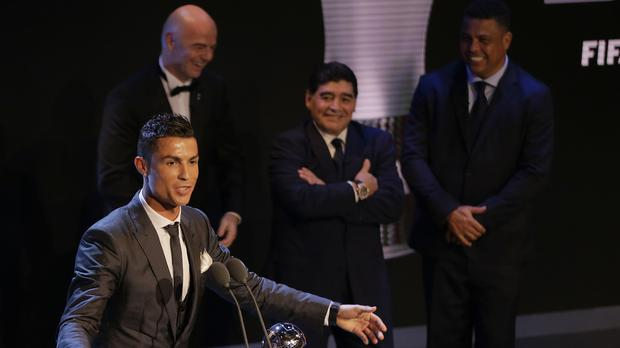 Britain The Best FIFA Awards