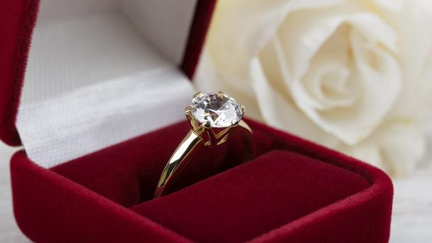 A ring in a box (D_Zheleva/Getty/PA)