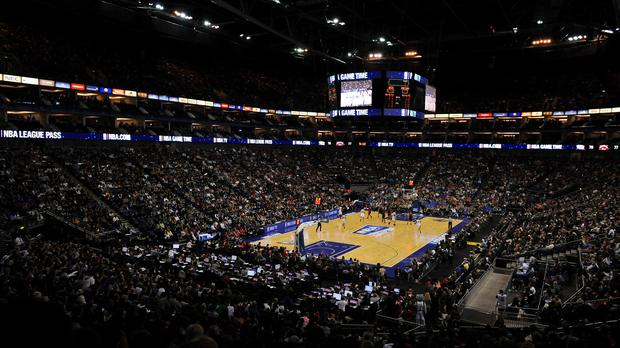 de8378549 Basketball – NBA – Game Two – New Jersey Nets v Toronto Raptors – o2 Arena