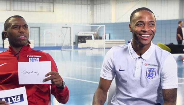 Raheem Sterling could not believe how slow EA Sports have made