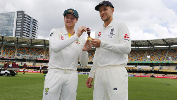 England Nets and Press Conference – Day Two – The Gabba