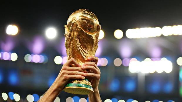 World Cup draw taking place in Moscow on Friday
