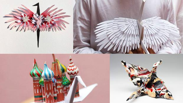 This Guys Beautiful Origami Cranes Will Blow You Away And So Will