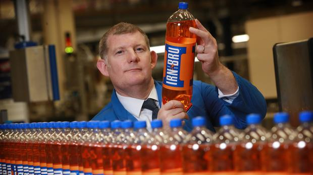 Reduced sugar Irn-Bru
