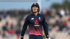 England's Jason Roy smashed his way into the record books (Simon Cooper/PA)