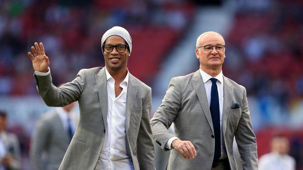Soccer Aid 2016 – Manchester