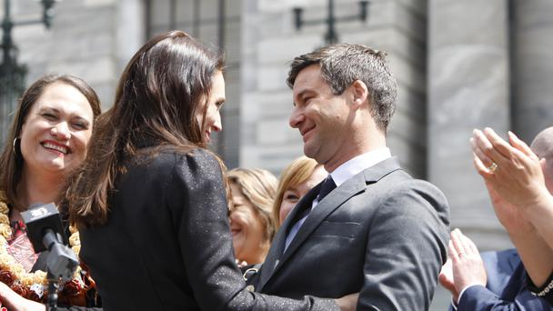 The New Zealand PM announced her pregnancy on Friday (Nick Perry/AP/PA)