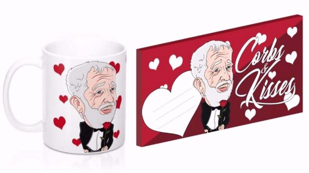 The perfect present for your left-leaning friend (Corbyncornershop.co.uk/PA)
