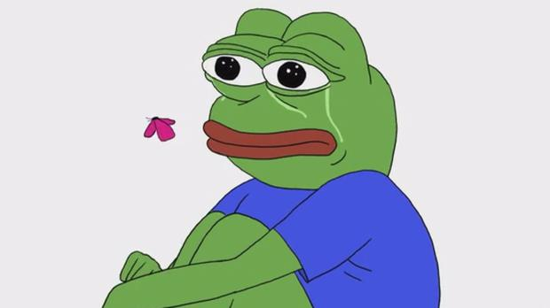 Pepe the Frog is the subject of a lawsuit in the US (Matt Furie/Kickstarter screenshot)
