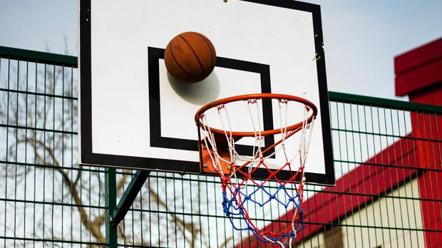 Basketball hoop and net (christopherhall/Getty Images)