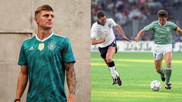 new styles a18c0 2905c People are freaking out over Germany's brilliant throwback ...