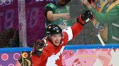 The ice hockey goal has been celebrated online (EMPICS Sport)