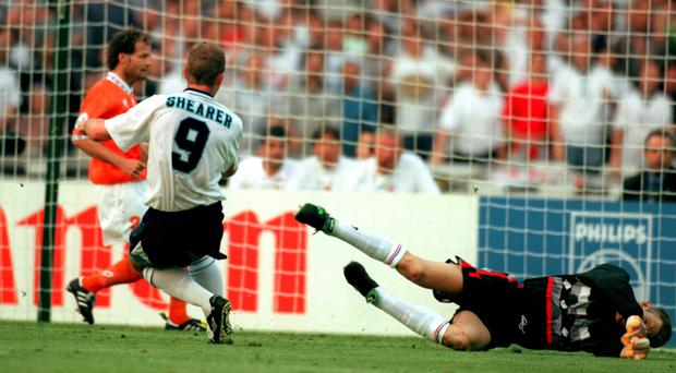 5 reasons why Alan Shearer's Euro 96 goal against Holland is England's finest moment since 1966