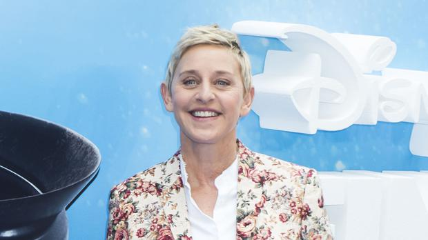 Ellen DeGeneres attends the UK premiere of Finding Dory