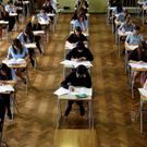 Students began their first exams today. Photo: Stock image