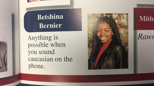 These high school seniors have the best yearbook quotes